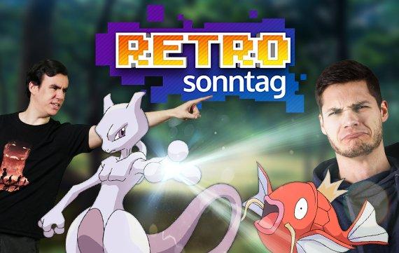 RETRO Sonntag: Mats ist schlecht in Pokémon Stadium...