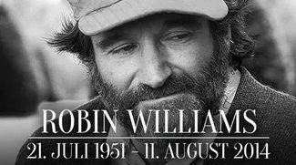 Robin Williams: Seine Filme in Bildern