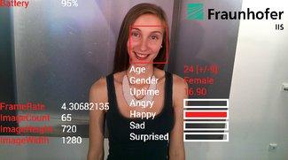 Shore für Google Glass: Die erste App, die Emotionen in Echtzeit erkennt