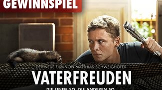 Wir verlosen ein Fanpaket zu Matthias Schweighöfers Vaterfreuden