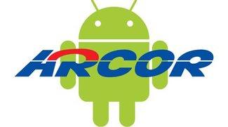 Arcor Mails unter Android abrufen - So geht's