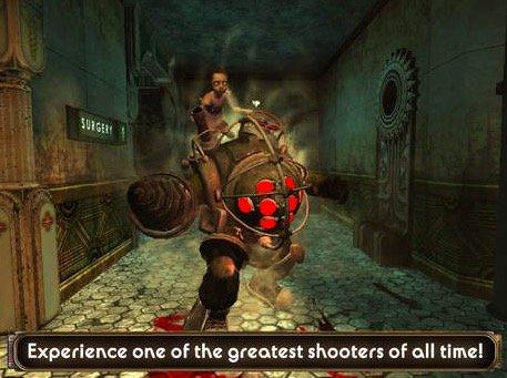 BioShock: Beliebter Ego-Shooter jetzt für iPhone und iPad erhältlich