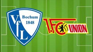 VfL Bochum - Union Berlin im Live-Stream & TV: Topspiel 2. Bundesliga heute