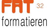 NTFS in FAT32 formatieren oder konvertieren – so geht's
