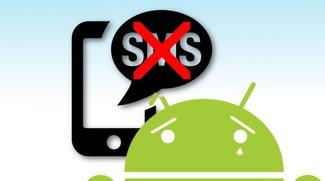 Gelöschte SMS unter Android wiederherstellen - ohne Backup und ohne Root