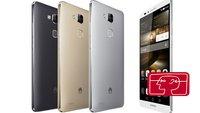 Huawei Ascend Mate 7 offiziell vorgestellt