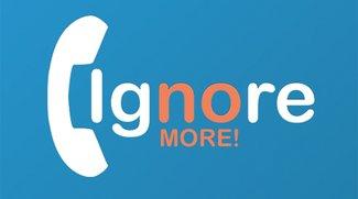 Ignore no more: App sperrt Smartphones von Teenies – bis sie zurückrufen