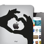 iPad Sticker: Aufkleber für Apple-Tablets