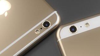 iPhone 6: Antennendesign im Vergleich