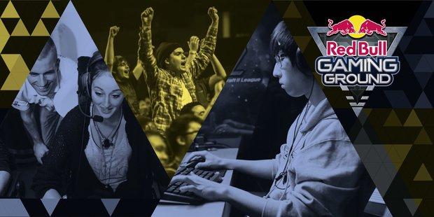 Red Bull Gaming Ground: Das Quiz