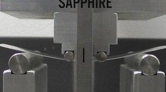 Saphirglas und Gorillaglas im direkten Vergleich