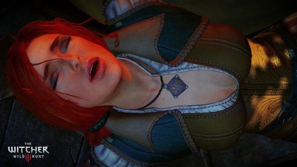 The Witcher 3: Triss Merigold – alles zu Yennefers Nebenbuhlerin