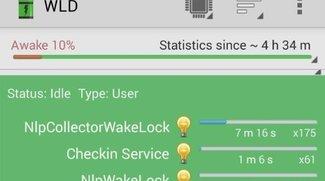 NlpUnbounce: Xposed-Modul spart Akku durch Reduzierung von Play Services-Wakelocks