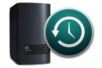 NAS mit Unterstützung von Time Machine und iTunes ab 14 Uhr günstiger + weitere Angebote