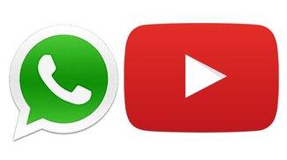 YouTube-Videos per WhatsApp verschicken: So geht's
