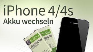 So geht der Akku-Wechsel beim iPhone 4 und iPhone 4s