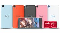 HTC Desire 820: Mittelklasse-Phablet mit 64-Bit-Prozessor vorgestellt