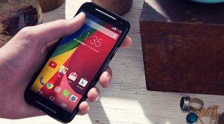Motorola Moto G (2014) offiziell vorgestellt
