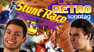 RETRO Sonntag: Framerate aus der Hölle in Stunt Race FX!