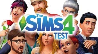 Die Sims 4 Test: Mittelmaß voller Emotionen