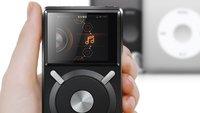 iPod classic: Alternative mit hoher Speicherkapazität und mehr
