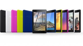 Amazon Kindle Fire HD 6 &amp&#x3B; 7: Neue Einsteiger-Tablets ab 99 Euro vorgestellt