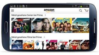 Amazon Prime Instant Video: Filme und Serien ab sofort per Android-App streamen – so geht's