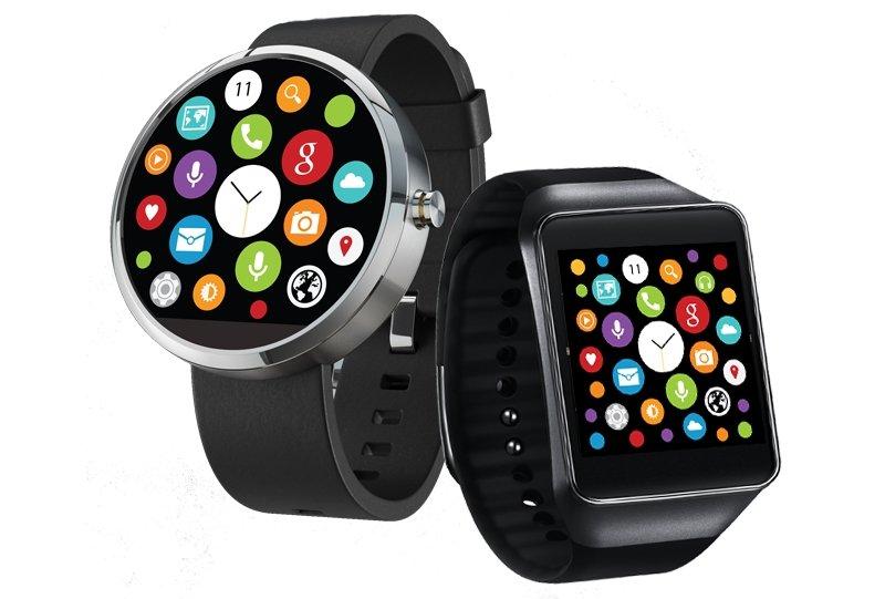 PEAR: Watchface im Apple-Watch-Stil für Android Wear-Smartwatches