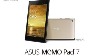 ASUS Memo Pad 7: Modebewusstes 7 Zoll-Tablet vorgestellt [IFA 2014] [Update: Hands-On]