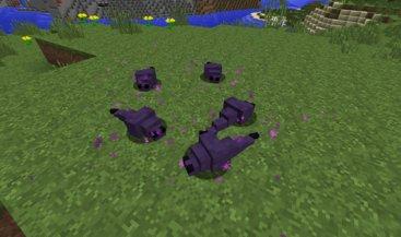 Minecraft 1.8: Die Endermites. Sind sie nicht putzig?