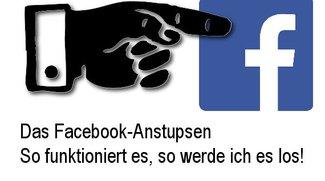 Facebook: Anstupsen - Wie stellt man es ab? Wie funktioniert es?