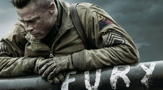Herz aus Stahl: Neuer Trailer zum WWII-Drama Fury mit Brad Pitt