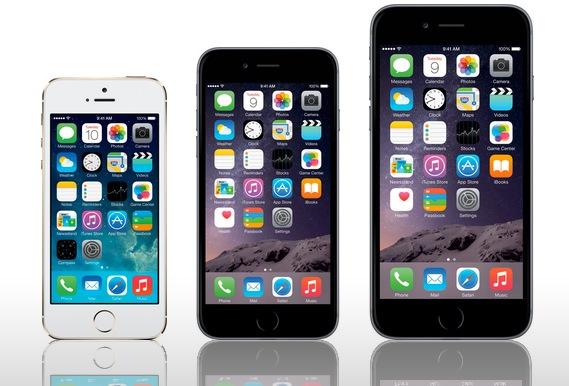 iphone 6 plus gro er bruder des iphone 6 alle infos bei. Black Bedroom Furniture Sets. Home Design Ideas