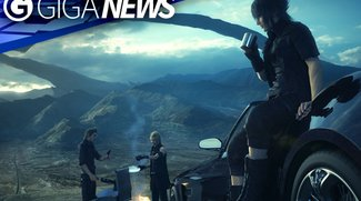 GIGA News: Final Fantasy 15 & Type-0, Bloodborne Release, Horizon