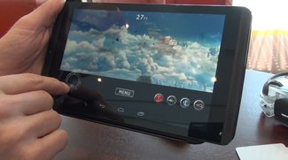 NVIDIA Shield Tablet: Performantes Gaming-Tablet mit Tegra K1-SoC im Hands-On [IFA 2014]