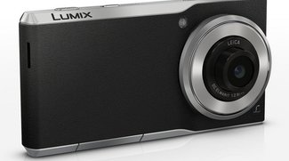 Panasonic LUMIX Smart Camera CM1: Kompaktkamera mit Android 4.4 und 1 Zoll-Sensor vorgestellt