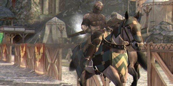Rival Knights: Seid derjenige, der am Ende noch im Sattel sitzt