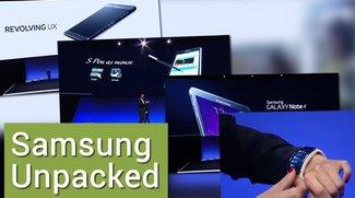 Samsung Galaxy Unpacked 2014 Ep. 2: Die Zusammenfassung