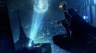 Star Wars 7: Video vom Millennium Falken mit DC Easter Egg
