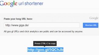 URL kürzen: die besten kostenlosen Dienste im Netz