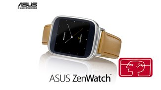 ASUS ZenWatch: Android Wear-Smartwatch ist offiziell