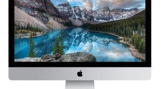 27 Zoll iMac mit Retina 5K Display (2015): Verjüngungskur für das Pixelmonster