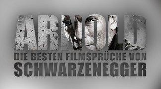 Arnold Schwarzenegger: Die besten Film-Zitate