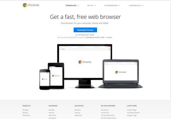 Google-Chrome-64-Bit