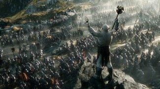 Der Hobbit 3: Peter Jackson über die 45-minütige Schlachtszene