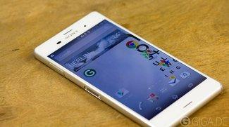 Sony Xperia Z3 Test: Nichts Neues, trotzdem toll!