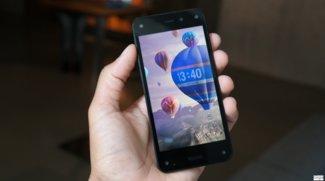 Amazon Fire Phone im Test: Ganz nett, aber mehr auch nicht