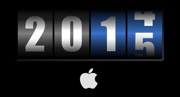Apple in 2014: Jahresrückblick (inklusive Vorschau auf 2015)