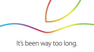 Neue iPads: Apple lädt zum Special Event am 16. Oktober