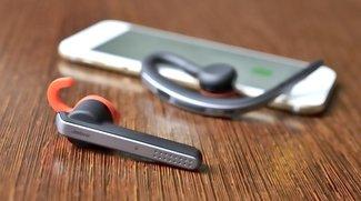 Bluetooth-Headsets Jabra Stealth und Jabra Storm im Test
